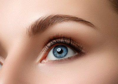 Permanent Augenbrauentechnik